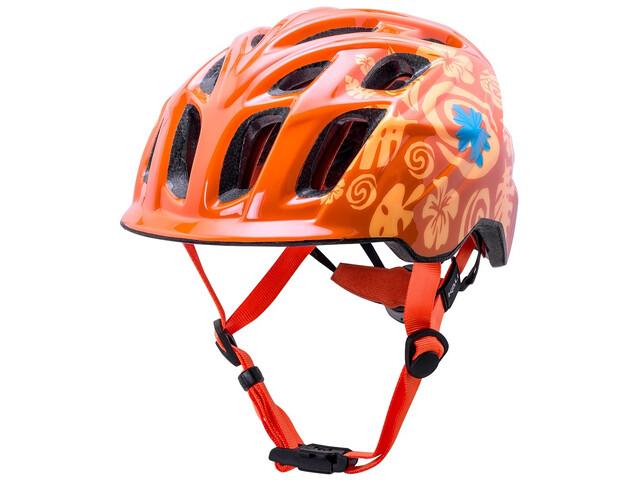 Kali Chakra Cykelhjelm Børn orange (2019) | Helmets